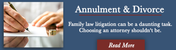 annulmentDivorce