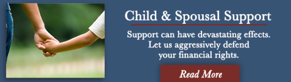 child Spousal support